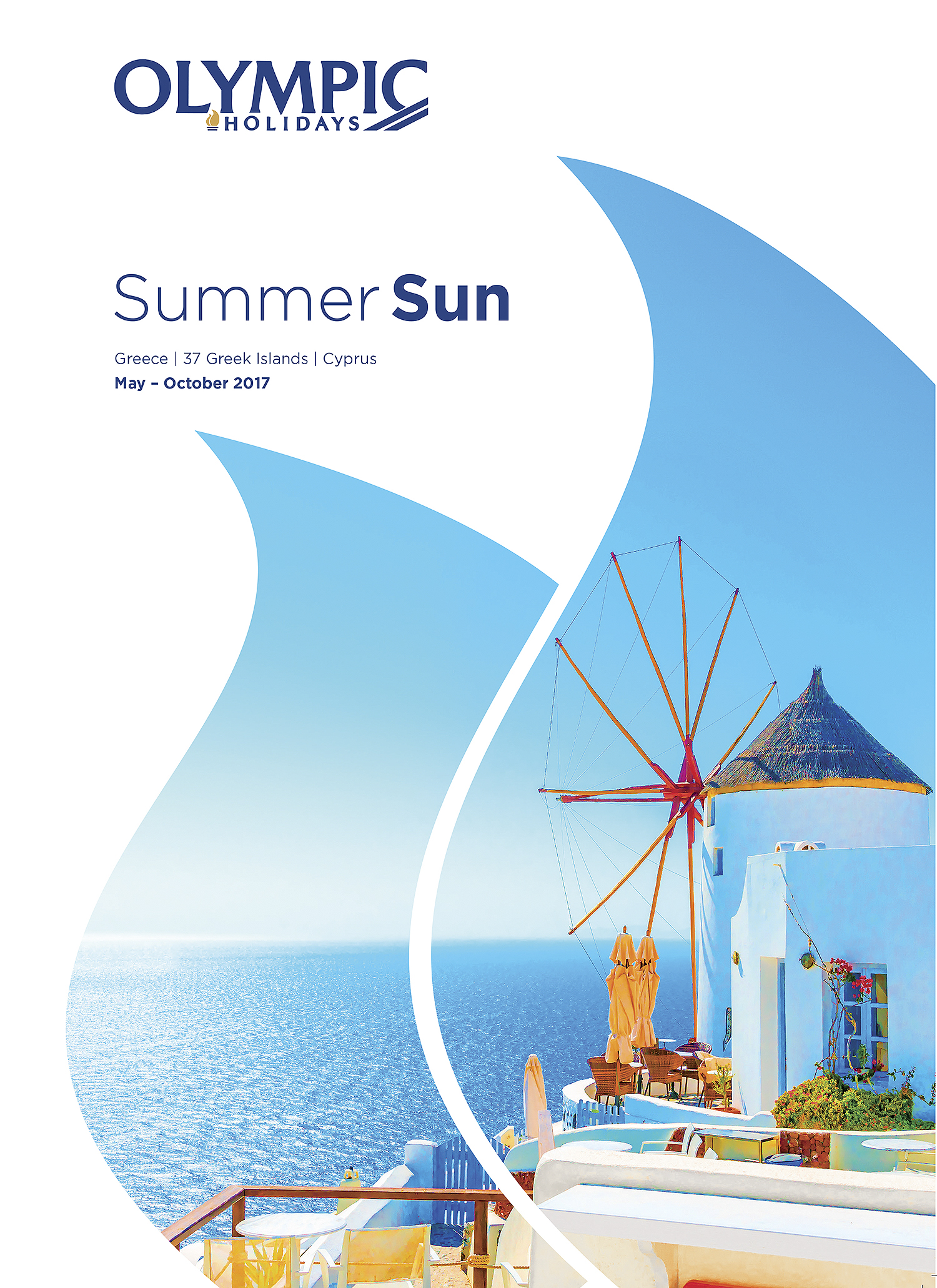 Olympic holidays summer sun brochure 2017