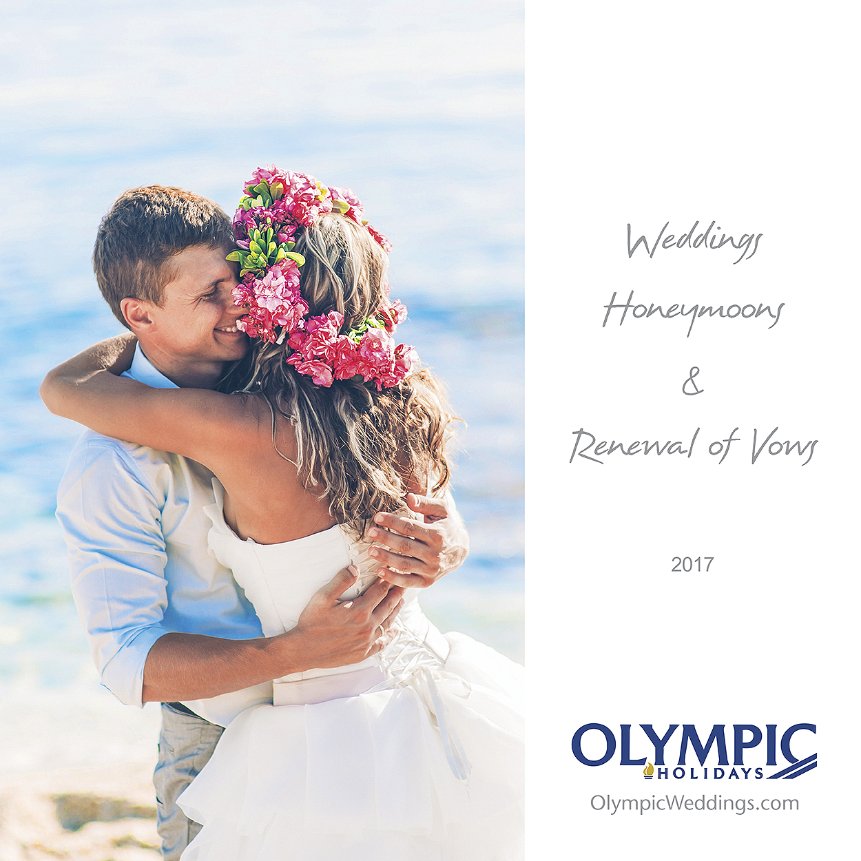olympic holidays weddings honeymoons brochure 2017
