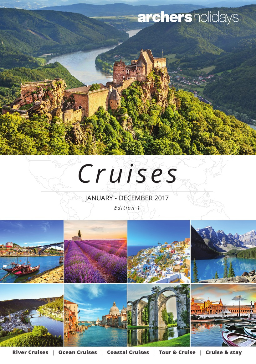 archers holidays 2017 cruise discoveries brochure