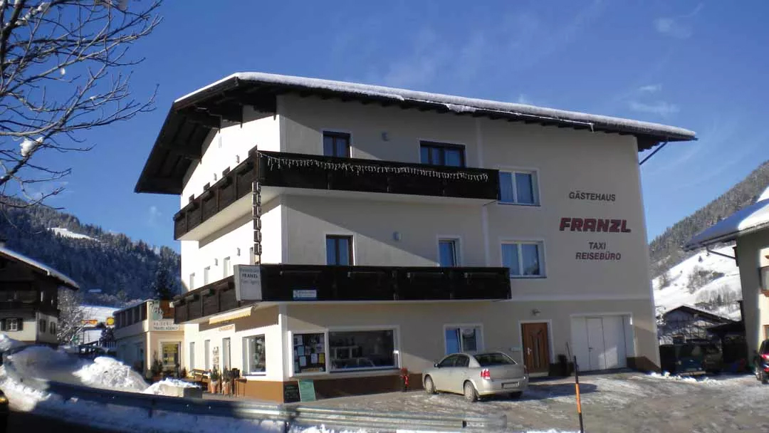 crystal ski pension franzel niederau offer