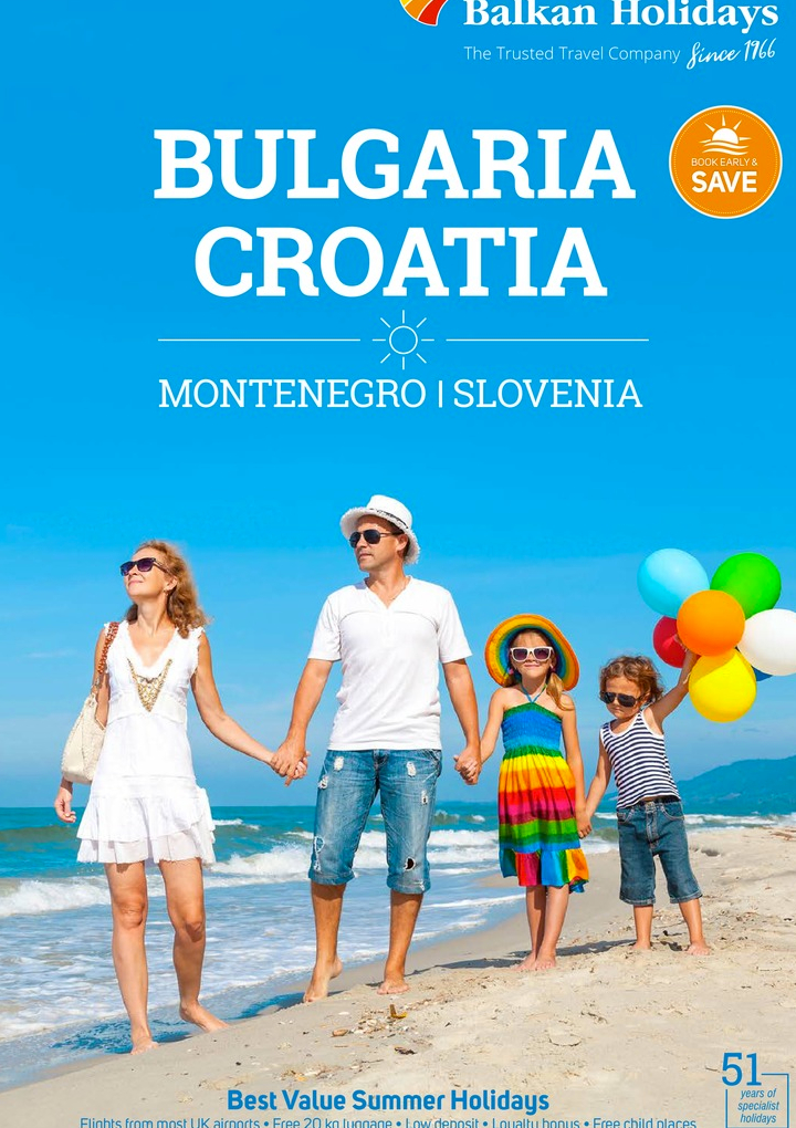 balkan holidays summer brochure 2018