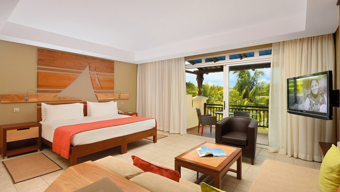 beachcomber shandrani room upgrade special offer