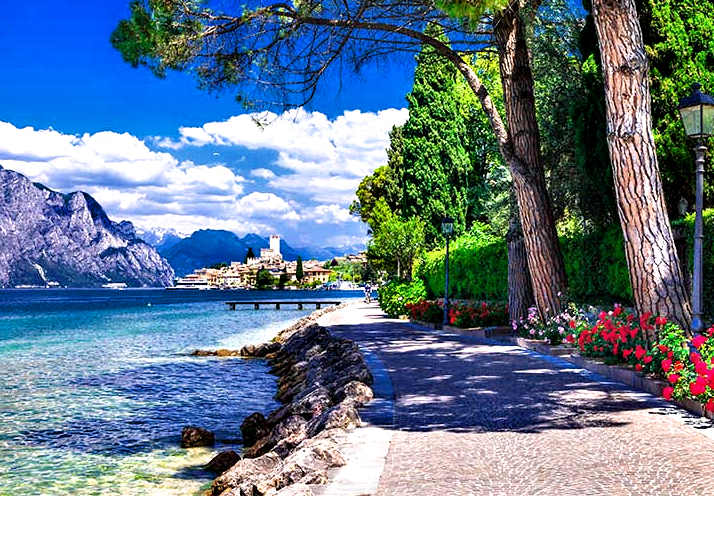 Archers special offer tour to Lake Garda Italy
