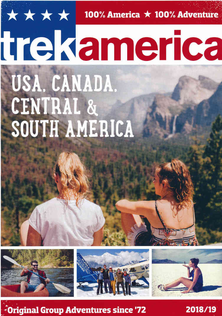 trek america brochure 2018 2019 on holidaynet