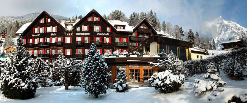 inghmas ski offer Schweizerhof Grindelwald offer