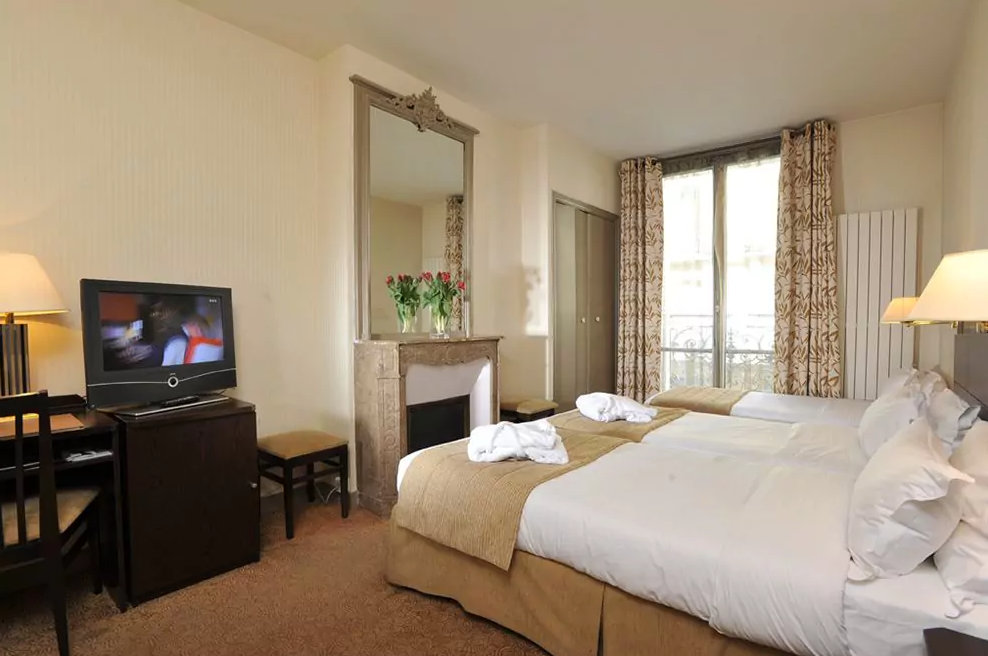 hotel Vaneau Saint Germain Paris hotel offer deal