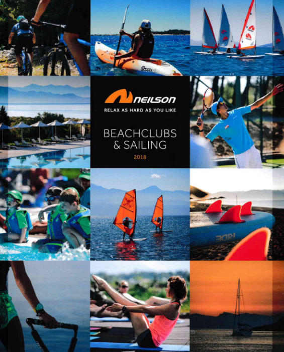 neilson active Mediterranean beachclubs and sailing holidays