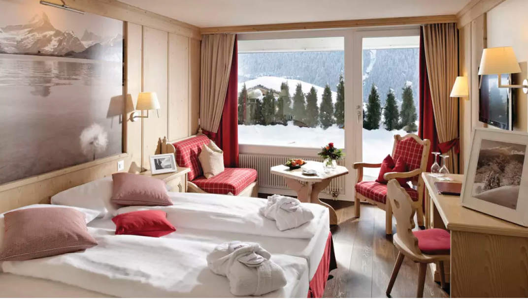 Crystal ski offer half term hotel spinne grindelwald