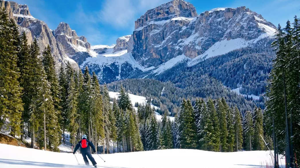 val di fassa dolomites ski apartment offer