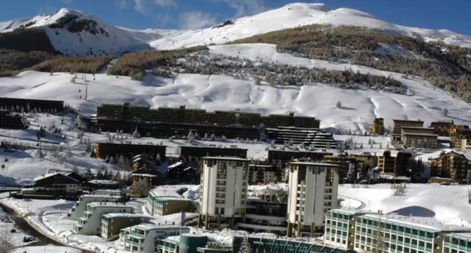 Crystal ski sestriere italy winter sports offer deal