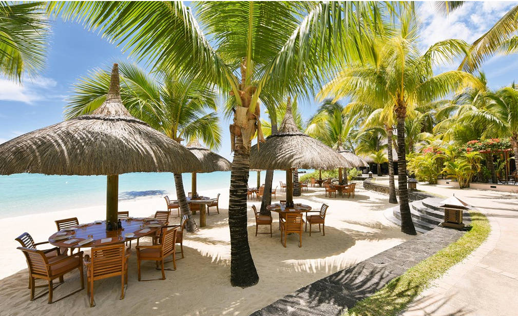 beachcomber paradis active beach hotel offer golf and spa