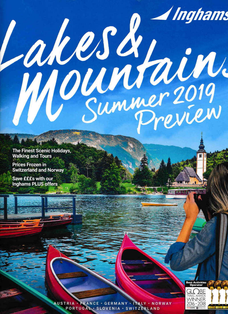 inghams lakes and mountains brochure preview 2019