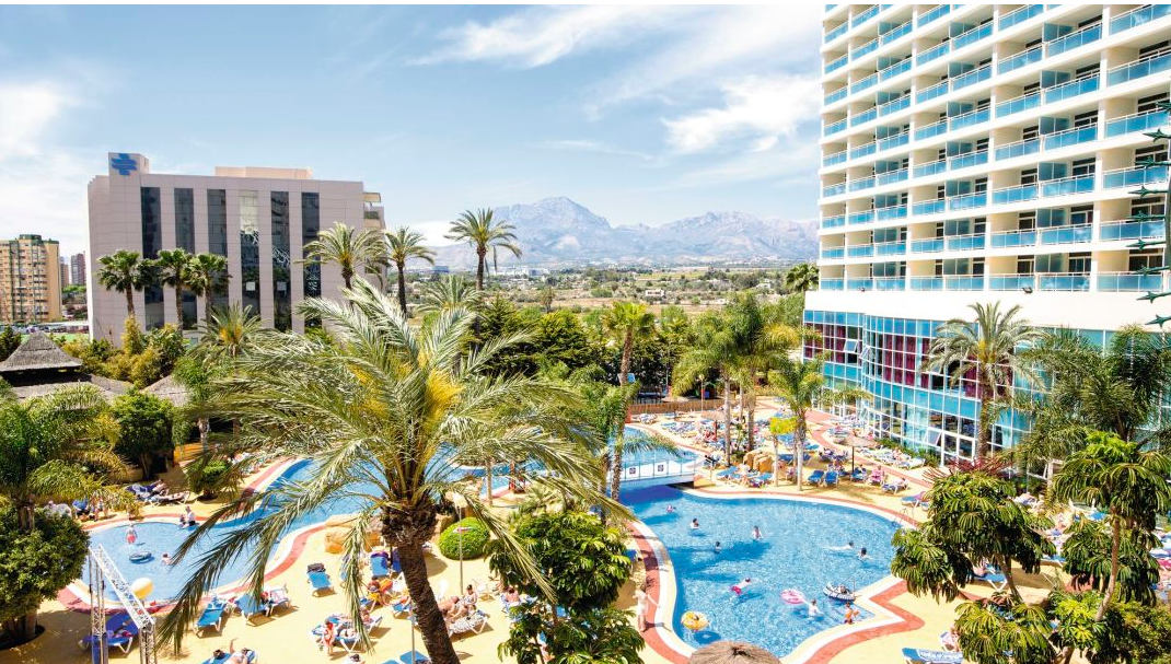 first choice Benidorm offer all inclusive family deal
