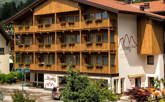 hotel moritz dolomites south tirol outdoor active holiday
