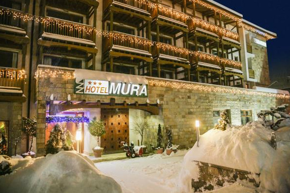 hotel mura bansko Balkan family ski holiday offer free skipass