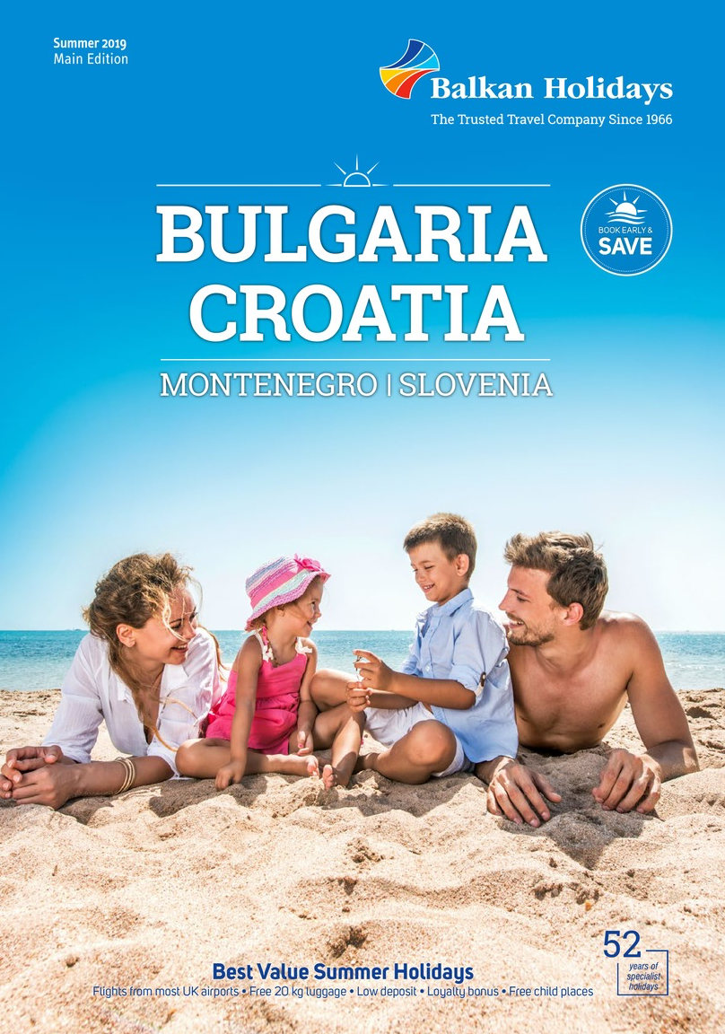 balkan holidays bulgaria croatia summer brochure 2019 on holidaynet