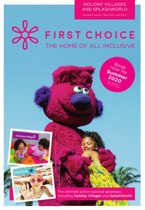 first choice all inclusive holiday villages brochure 2019 2020 holidaynet