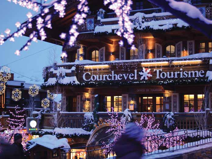 crystal ski courcheval december winter spoirt offer